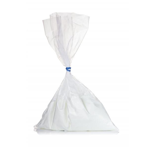 Осветляющая антижелтая белая пудра для волос 500 г (Пакет) , Mirella Professional White Bleach Powder