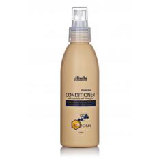 Восстанавливающий спрей-кондиционер для поврежденных волос с маточным молочком 150 мл, Mirella BeeForm