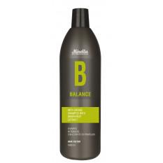 Шампунь для волос склонных к жирности с экстрактом грейпфрута 1000 мл, Mirella Professional