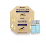 Восстанавливающий лосьон для поврежденных волос с маточным молочком 6*10 мл, Mirella BeeForm