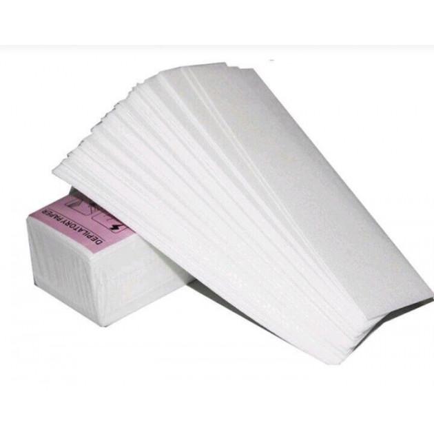 Бумага для депиляции 90гр 100 шт, Deskopro
