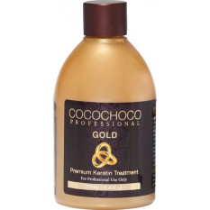Кератиновое выпрямление волос KERATIN GOLD 250 мл, Cocochoco