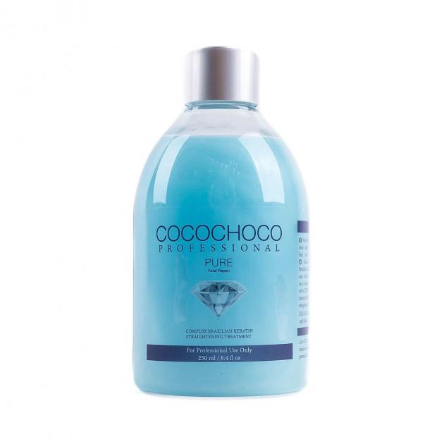 Кератиновое выпрямление волос KERATIN PURE 250 мл, Cocochoco