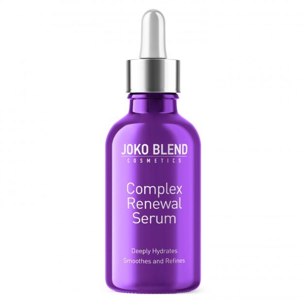 Сыворотка для комплексного восстановления кожи 30 мл Complex Renewal Serum, Joko Blend