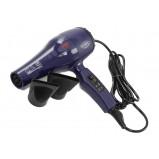 Фен для волос CL5 H Ionic 1900-2100 W синий, Coifin
