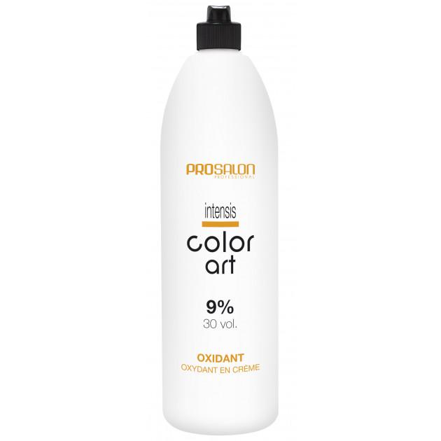 Окислитель 9%, 900 гр Prosalon Intensis Color Art Oxydant