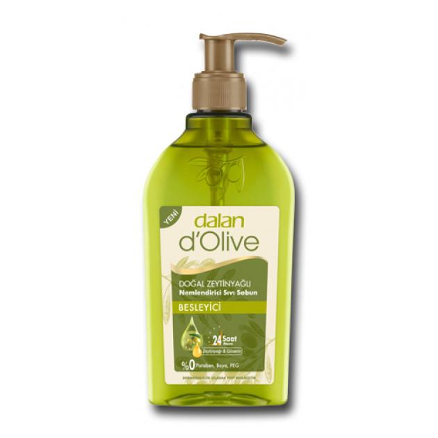Жидкое мыло с оливковым маслом 400 мл, Dalan d'Olive