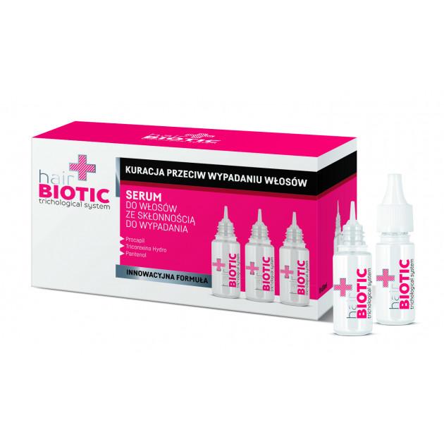 Сыворотка против выпадения волос Biotic 8*10 мл, Prosalon