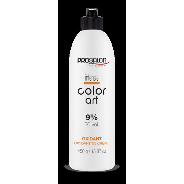 Окислитель 9%, 450 гр Prosalon Intensis Color Art Oxydant