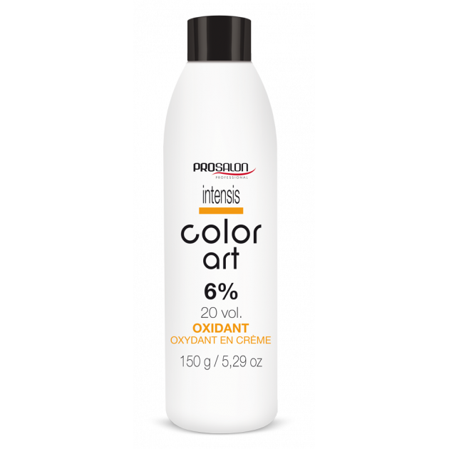 Окислитель 6%, 150 гр Prosalon Intensis Color Art Oxydant