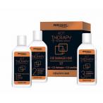 Набор Hot therapy - процедура горячего обертывания для волос (маска 50 мл + шампунь 50 мл + кондиционер 50 мл) Prosalon