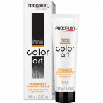 Краска для волос 7/11 интенсивный пепельный блондин, 100 гр, Prosalon Color Art