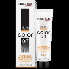 Краска для волос 8/12 средний пепельный беж, 100 гр, Prosalon Color Art